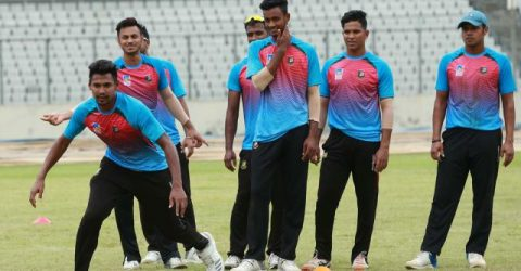 Tigers' preparation camp for Asia Cup begins
