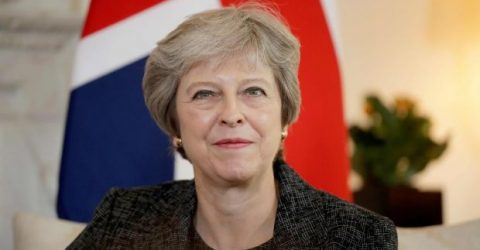 British PM says no-deal Brexit would not be a disaster