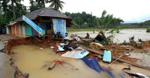 After 37 deaths, fresh rain alert issued in India's Kerala state