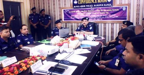 Special security measures in Rangpur division: DIG