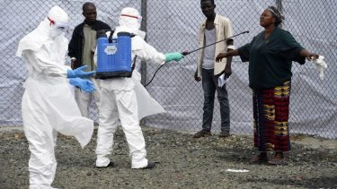 New Ebola outbreak in DRC