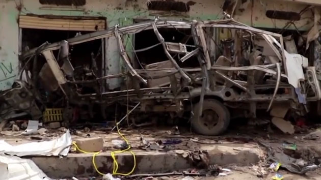 Saudi-led coalition announces probe into Yemen bus attack