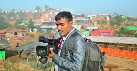 A Bangladeshi  cinematographer's  call from France