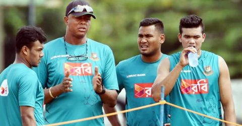 Can't keep chopping and changing fast bowlers – Walsh
