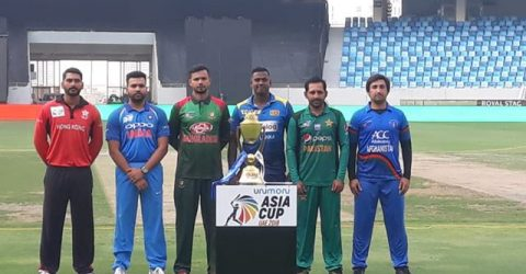 Bangladesh to face Afghanistan in Asia Cup tomorrow