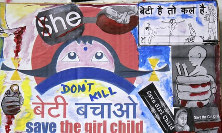 India's fight against female foeticide