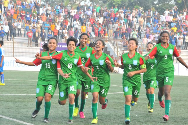 Bangladesh blank Vietnam 2-0 to emerge group top in style