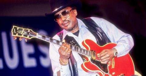 Chicago blues pioneer Otis Rush dead, wife says