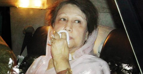 Court orders to run trial in Khaleda's absence