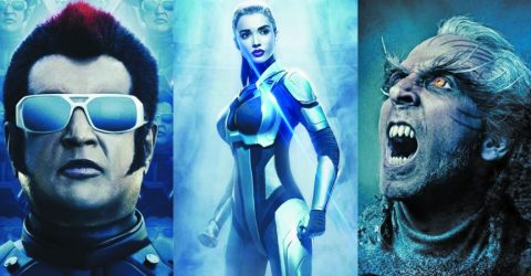 After Anushka Sharma, Rajnikanth Starrer '2.0' is the latest one to catch the interest of the meme makers
