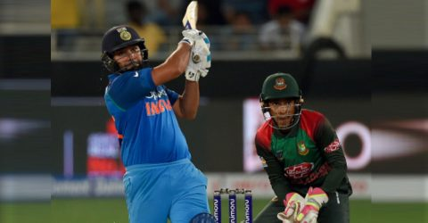 Rohit, Jadeja fire India to emphatic win over Bangladesh