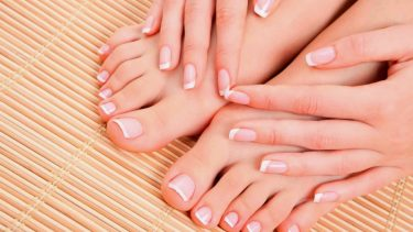 Ways to take care of nails