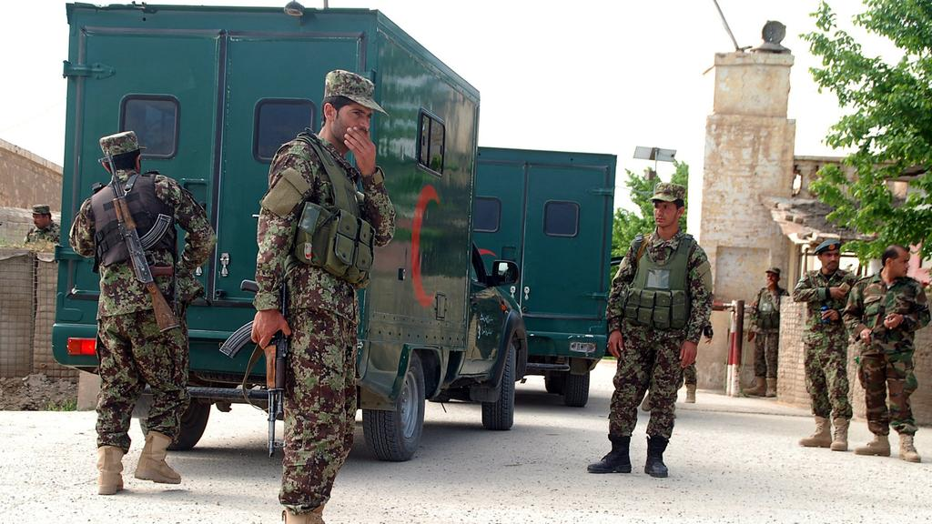 More Taliban attacks on Afghan forces, 35 killed