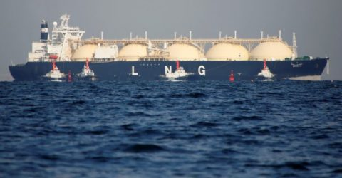 China imports 4.71 mln tonnes of liquefied natural gas in August