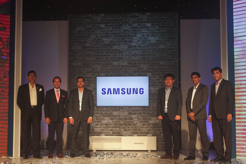 Samsung unveils latest 'N Series' Televisions in Bangladesh