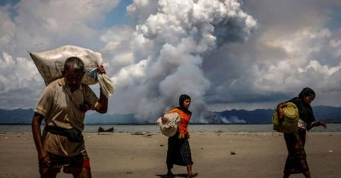Canada declares Myanmar treatment of Rohingya to be genocide
