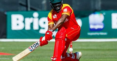 S.Africa send Zimbabwe in to bat in first one-day international