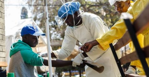 Cholera death toll climbs to 28 in Zimbabwe