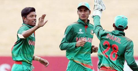 U-19 Asia Cup : Bangladesh beat Hong Kong to reach semifinal