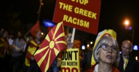 Macedonia lawmakers to vote on name change deal with Greece
