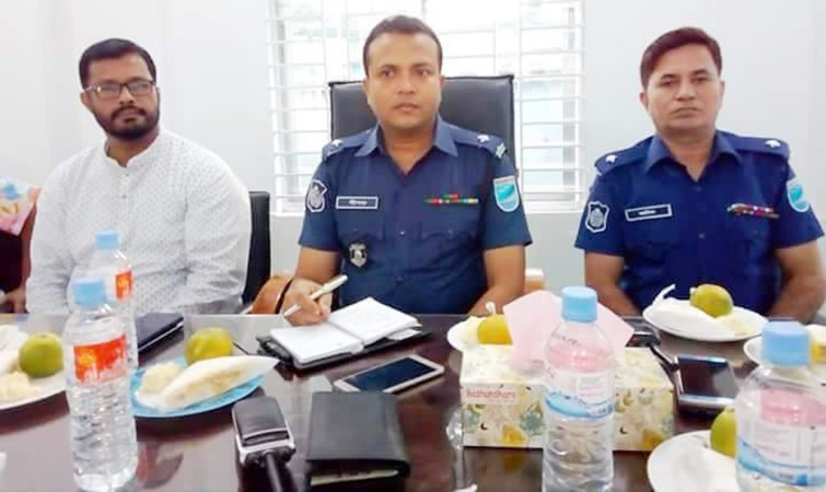 Tight security planned ahead of Durga Puja in Dhamrai