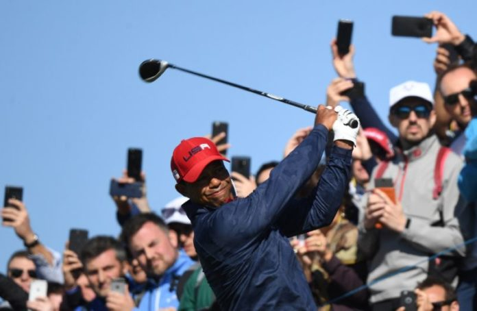 Woods blames fatigue for Ryder Cup flop