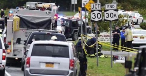 20 killed in upstate New York limo horror