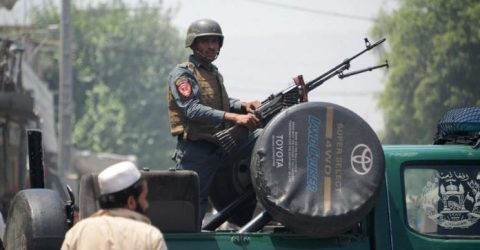 Death toll in Afghan election rally attack rises to 22