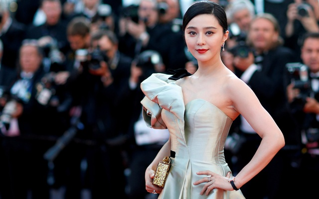 Chinese movie star Fan Bingbing hit with huge tax evasion fines