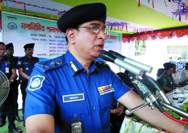 Police force ready to face any kind of destructive activities : IGP Rafiqul Islam, Gaibandha Correspondent