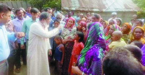 Adv Fazle Rabbi Miah ramps up election campaign in Gaibandha-5