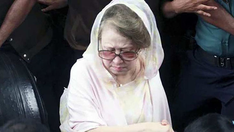 HC extends Khaleda's jail term to 10 years in orphanage graft case