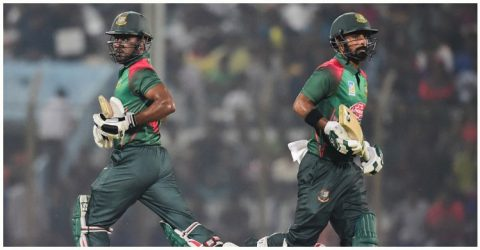 Tigers clinch ODI series against Zimbabwe with game in hand
