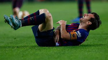 Messi injury means Coutinho, Dembele must step up for Barca