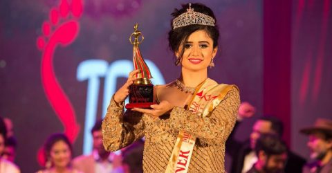 Oishee from Pirojpur wins 'Miss World Bangladesh' crown