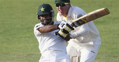 Pakistan win toss, bat in first Test against Australia