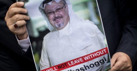 Erdogan, Trump step up pressure over missing Saudi journalist