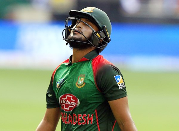Shakib fears injured finger might never heal completely