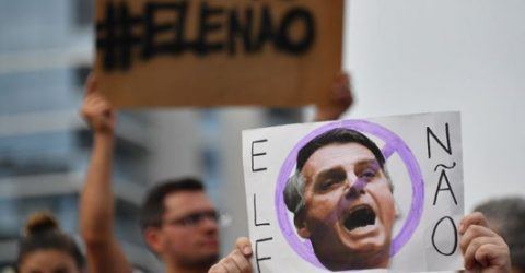 Ultraconservative leads pack vying to be Brazil's next president