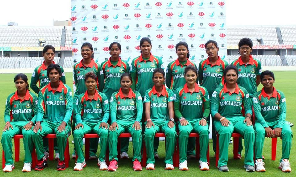 Bangladesh ranked 9th in ICC Women's T20I team rankings