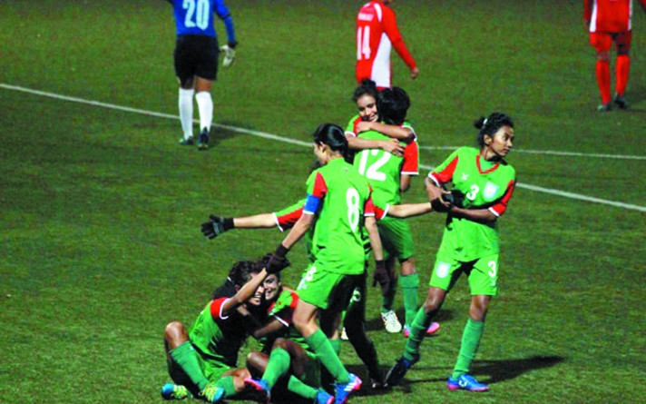 Bangladesh clinches maiden SAFF U-19 Women's crown beating Nepal 1-0