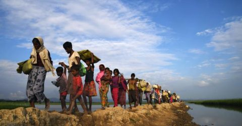 'Ongoing genocide' against Myanmar's Rohingya Muslims: UN