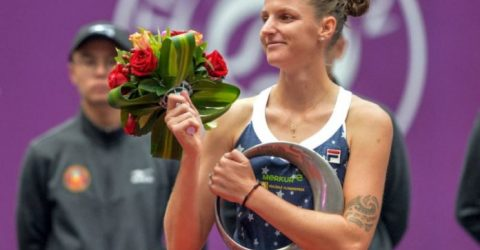 Pliskova and Svitolina clinch last WTA Finals spots