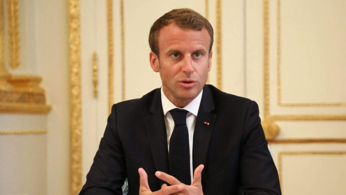 Macron defends nuclear treaty's 'importance' in call with Trump