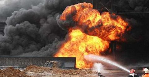 Death toll of Nigeria pipeline explosion rises to 24
