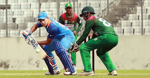 Bangladesh suffers shocking defeat in U-19 Asia Cup semifinal