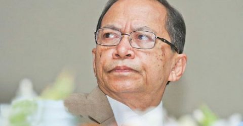 Former CJ Sinha, 10 others indicted in graft case
