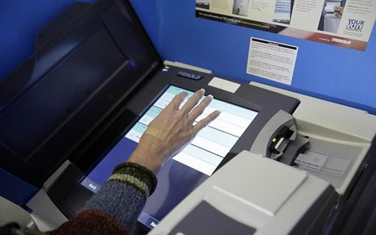 Ahead of US election, angst over hacking threats