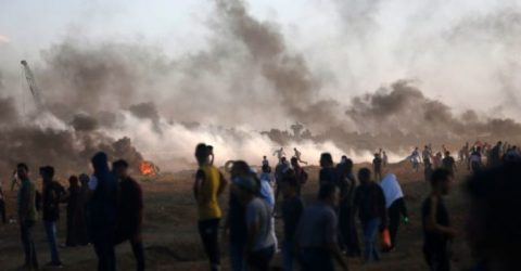 Palestinian killed by Israeli fire: Gaza ministry