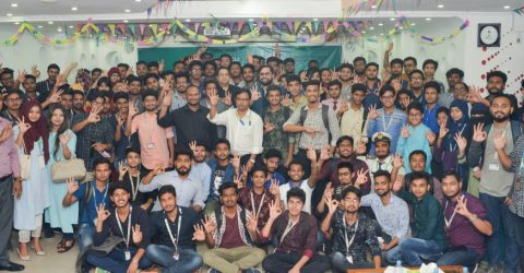 YSSE and SBSF's Bangladesh Youth Symposium-2018 held at DIU
